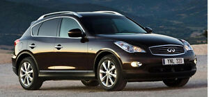 2008 Infiniti EX35 SUV, Crossover Luxury Package
