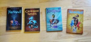 Junior grade books-Frog spell series