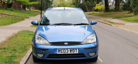 image for FORD FOCUS AUTOMATIC 60000 MILES 5DOOR MOT TILL20/4/2022 20 SERVICES