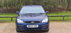 FORD FOCUS AUTOMATIC 2006 5DOOR MOT TILL14/12/2021 2 OWNERS 15 SERVICE