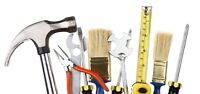 Handyman Services- Done right the first time