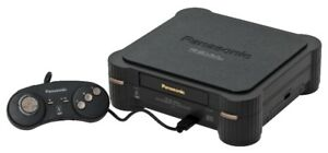 Panasonic 3DO FZ-1 console, game controller + games