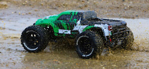 ECX RC Ruckus 1/10 Scale Monster Truck (New in the Box) Windsor Region Ontario image 2