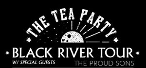 The Tea Party Concert tix First Ontario Place Hamilton 2 tickets