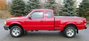 Parts 1998 ford ranger