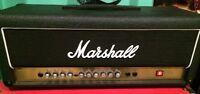 Marshall avt 50 valvestate head