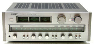 Sony STR-V6 AM/FM Stereo Receiver 1978-80