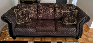 3 piece Couch set with coffee table...$350