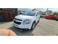2012 Chevrolet Orlando 2.0 VCDi 163 LTZ 5dr Auto MPV Diesel Automatic