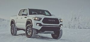 Looking for 2017 Toyota Tacoma TRD pro