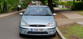 image for FORD FOCUS AUTOMATIC 70000 MILES 2004 5DOOR 2 OWNERS 12 SERVICES ZETEC