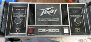 PEAVEY Power Amplifier