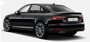 LEASE TRANSFER: 2018 AUDI S4 3.0T