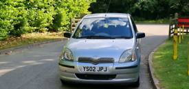 image for TOYOTA YARIS AUTOMATIC 2003 70K MILES 12 MONTH MOT CHEAP TO INSURE