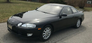 1992 Lexus SC SC400 Coupe (2 door)
