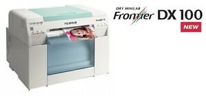 Fuji DX100 event printer