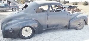 1948 Chev Coupe Kustom project