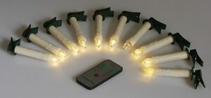 Inalambrico-Control-Remoto-arbol-de-Navidad-10-pc-LED-Luces-Interior