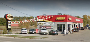 Midas for sale in Chatham, Ontario.