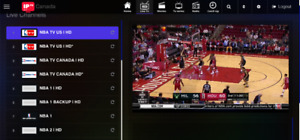 FREE IPTV 24 HOURS TRIAL - Canadian, USA, PPV, Hindi, Tamil +
