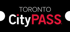 Toronto Flexible CityPASS BOOKLET to 5 Attractions