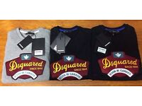 MENS D-SQUARED JUMPERS - HIGH QUALITY - SALE - WOW