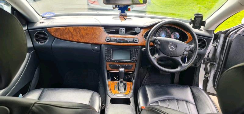Mercedes-benz CLS320CDI