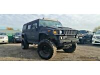 FRESH IMPORT ONE OFF HUMMER H2 V8 LIFT UP MONSTER