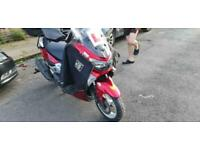 Yamaha Nmax auto drive moped scooter only 2499 no offers.