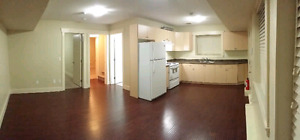 2 Bedroom basement suite available for rent July 1st