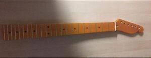 Maple telecaster neck