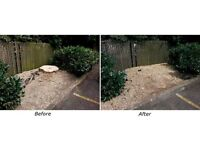 Garden Services, Tree Services, Hedge Trimming, Stump Grinding, Garden Clearances