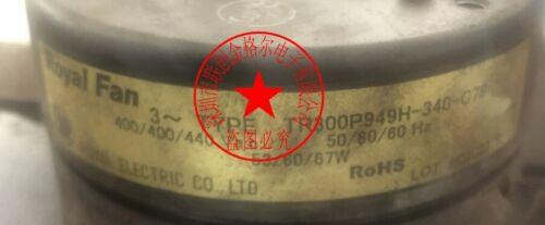 ROYAL FANTR3 00P949H-340-C78 AC400V 67W Fan By DHL or EMS #M294D QL