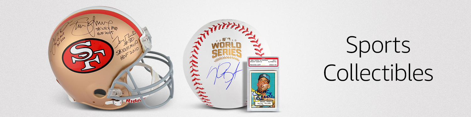 Russell Sports Collectibles