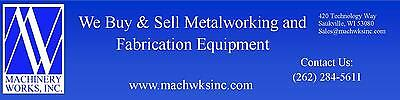 Machinery Works Inc