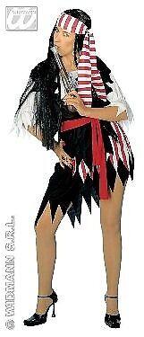 Kostüm Karneval Fasching Piratin Piratenlady M - Piraten Lady Kostüme