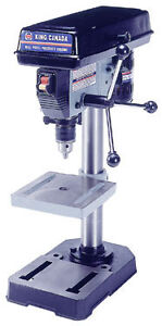 8 IN. DRILL PRESS WITH 1/2 CHUCK