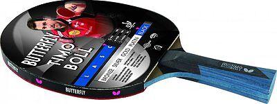 TOP Butterfly Tischtennisschläger  TIMO BOLL BLACK  Tischtennis NEU