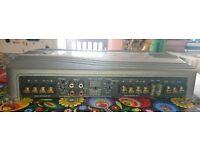 Sony Xplod Amplifier 4/3 Channel 400 Watts