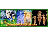 Yoga & Clay Goddess Workshop March 20th 1pm