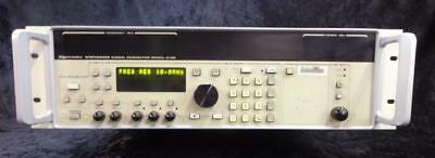 As-is - Gigatronics 6100 Synthesized Microwave Signal Generator Options 0306