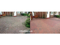 Exterior Cleaning Specialist, Pressure Washing, Driveway Cleaning, Patio Cleaning, Decking Cleaning