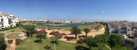 Spanish Holiday Beach/ Golf Apartment To Rent from £245 per week