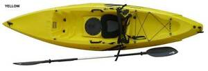 Canoe Kayak Sit On Top Leading Brand Cobra Escape FX Package NEW Dover Gardens Marion Area Preview