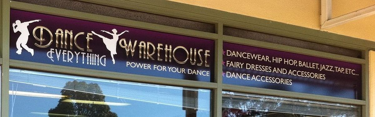 Dance Everything Warehouse