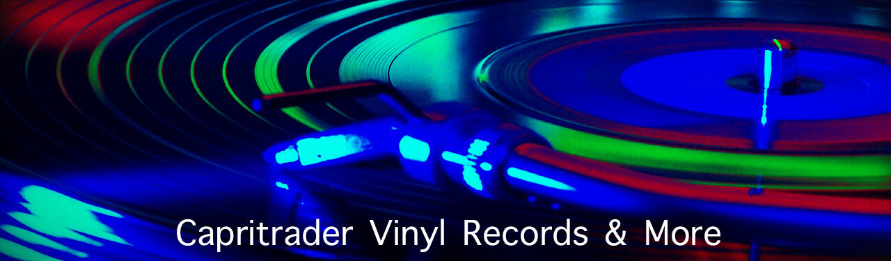 Capritrader Vinyl Records and More