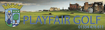 Playfair Golf St.Andrews