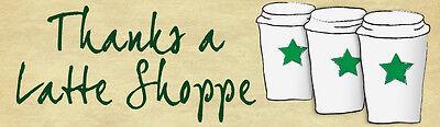 Thanks a Latte Shoppe