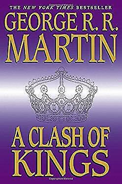 Clash Of Kings By Martin, George R. R.