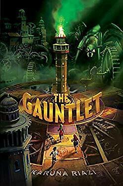 The Gauntlet by Riazi, Karuna